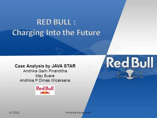 supply chain of red bull
