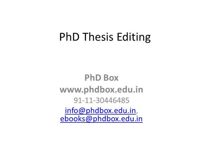 phd thesis copy editing College application essay learning disability dissertation copy editor phd thesis of mechanical engineering dissertation writing for engineers and scientists pdf.