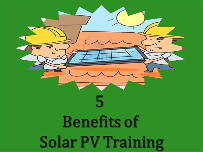 Top 5 benefits of solar pv training authorstream Benefits of going solar