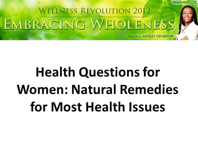 health questions Time answers your burning questions on health and wellness.