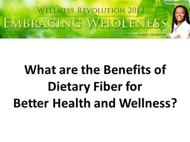dietary fiber ppt Webmd provides a chart showing different types of dietary fiber and each of their health benefits.