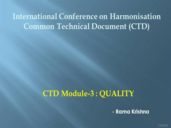 ctd module 3 Confidential module 25 clinical overview 3 353 definition of no effect boundaries of alteration in dtg exposure30.