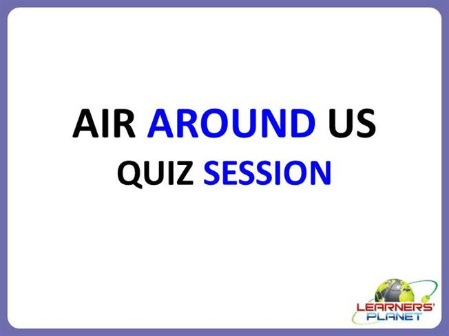 air around us Science form 1 note smart study - good luck teacher zaidi@maher2010 chapter 5: air why is air a mixture.