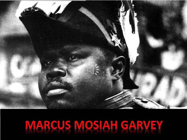 the story of marcus garvey The list of players involved in the 20th-century social empowerment and civil rights movements for blacks could not be complete without the story of marcus.