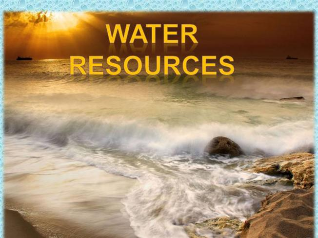 Water Resources :authorSTREAM