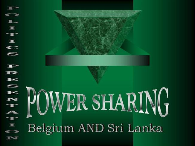 powersharing in education It is not surprising then, that notions of school-initiated power sharing are not a  large part of the literature underpinning this review of the effective engagement of .
