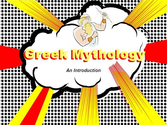 greek mythology powerpoint The gods and goddesses of ancient greece mount olympus home of the  gods originally thought to be a real mountain finally came to be thought of.