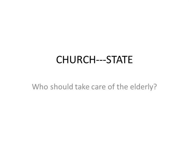 who should take care of old Taking care of our elderly is like taking care of a new born baby, you have to   when we are caring for the elder patients, we should deal.