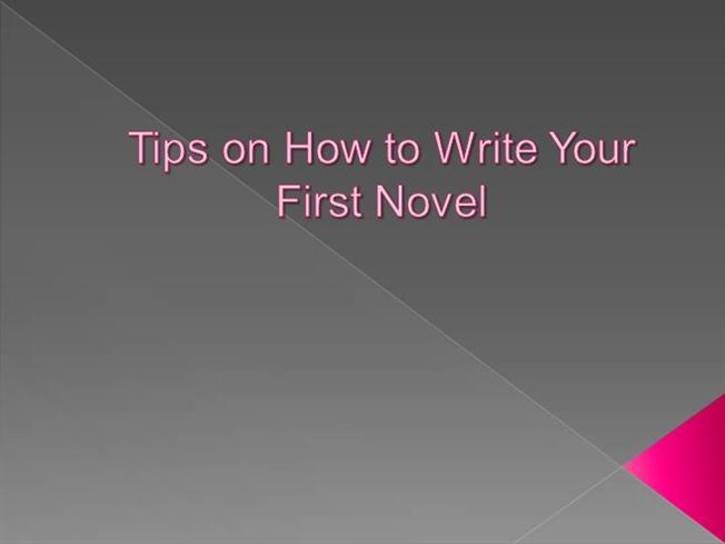 how to write your first novel How to write your first novel - free book at e-books directory you can download the book or read it online it is made freely available by its author and publisher.