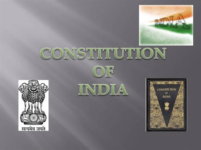 ppt on guiding values of indian constitution