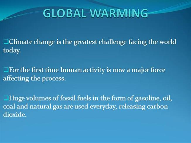 how to write a persuasive essay on global warming