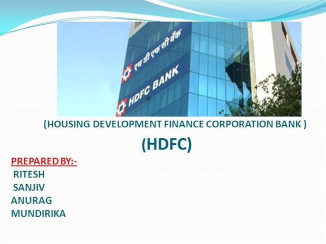 HDFC |authorSTREAM