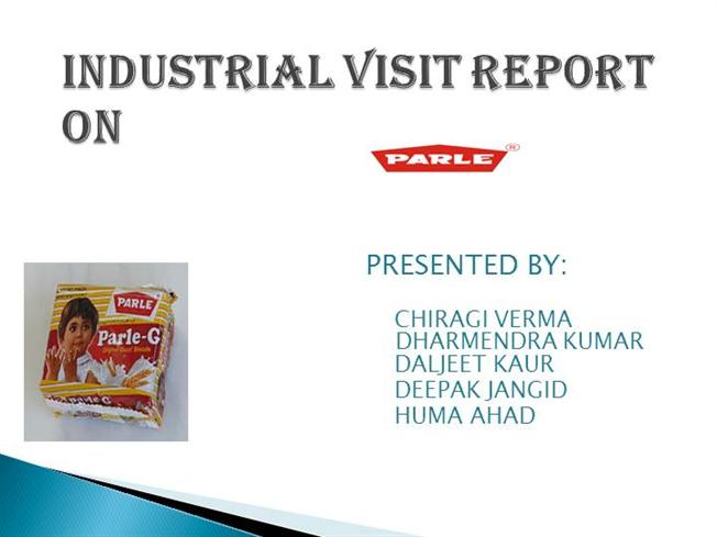 parle g project report A project report on supply chain management of parle-g therefore, this report discusses the importance of logistic and supply management and its implications on business activities it will explain the overall concepts underlining supply chain management and brief the personal opinion on the.