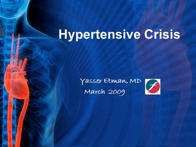 hypertensive urgency vs emergency pdf