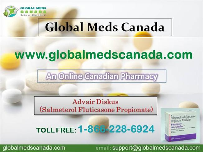 Advair Diskus Canada Rx – Accredited Canadian Pharmacy – Generic Drugs Without Prescription