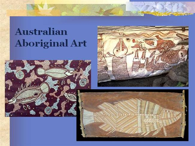 Australian Aboriginal Art |authorSTREAM