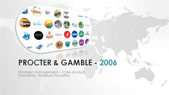 Procter & Gamble (PG) Analysis