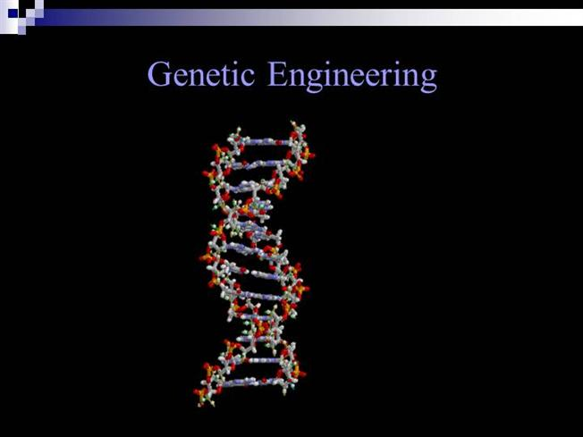 how to become genetic engineer