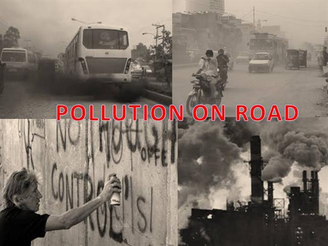 Pollution On The Road Authorstream