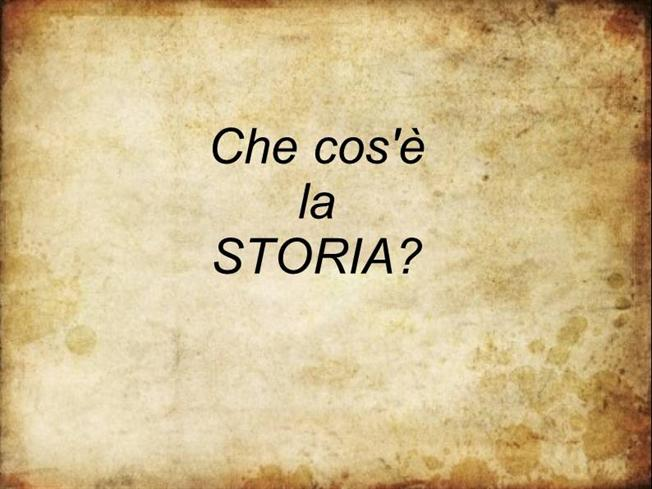 che cos 39 la storia authorstream