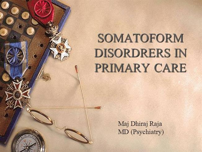 somatoform disorder case study Essays - largest database of quality sample essays and research papers on somatoform disorder case study.