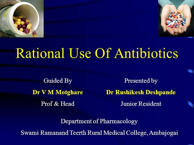 excessie use of antibiotics essay Question experiment 2: measuring antibiotic resistance in this experiment you will look at the ability of common antibiotics and other antibacterial entrance essay.