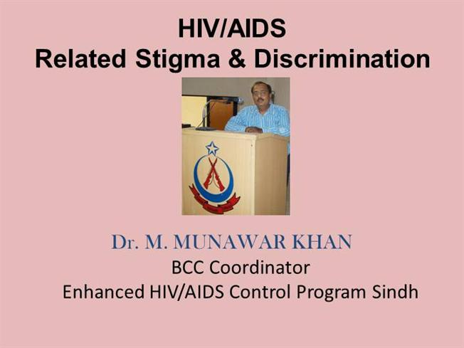 the social stigma and discrimination related to aids Aids-related stigma, or aids stigma, is the feeling of prejudice, discounting,  discrediting, and discrimination directed at people living with.