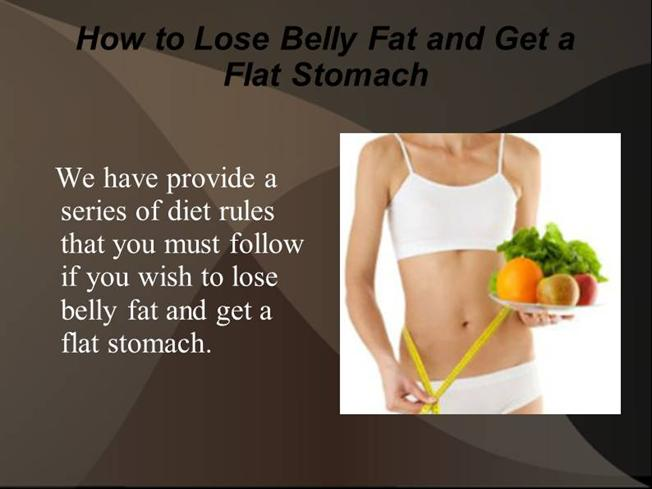 how to cut belly fat fast