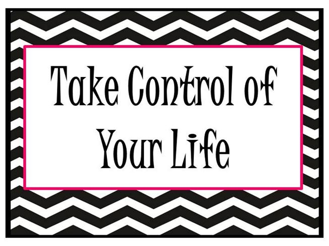 Take Control of Your Life |authorSTREAM