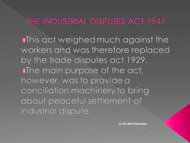 industrial dispute settlement machinery conciliation voluntary Settlement machinery - conciliation, mediation, arbitration and adjudication - mcqs with asnwers -part 1 1 _____ and _____ are regarded as equivalent terms referring to essentially the same kind of third – party intervention in promoting voluntary settlement of disputes.