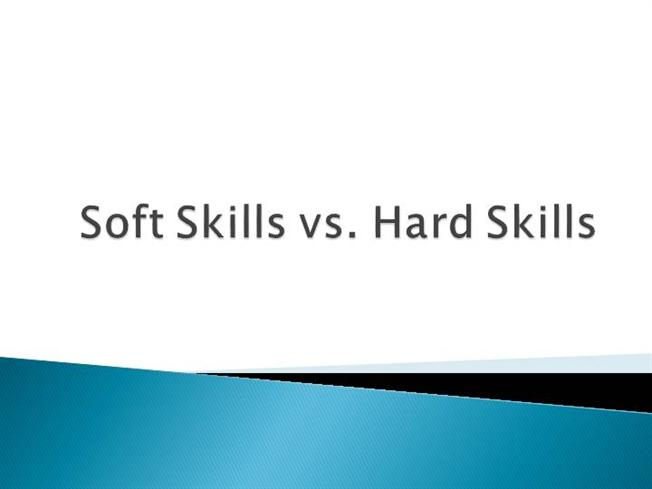 soft skills and hard skills the differences The g raymond chang school of continuing education is canada's largest, most successful continuing education program, with approximately 70,000 enrolments each year.