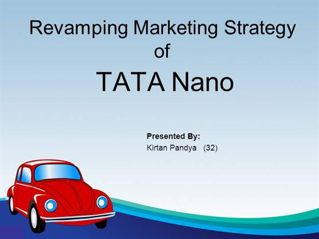 case study on tata motors and