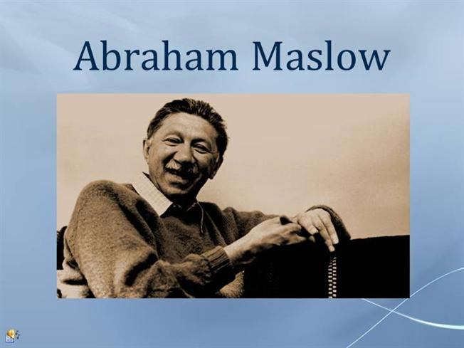 abraham maslow case study Abraham maslow's theories resulted in the emergence of a whole new field of psychology and the rise of new approaches to therapy based on the idea that people have all the resources they need to grow and overcome (this is the core essence of his self actualization theory.
