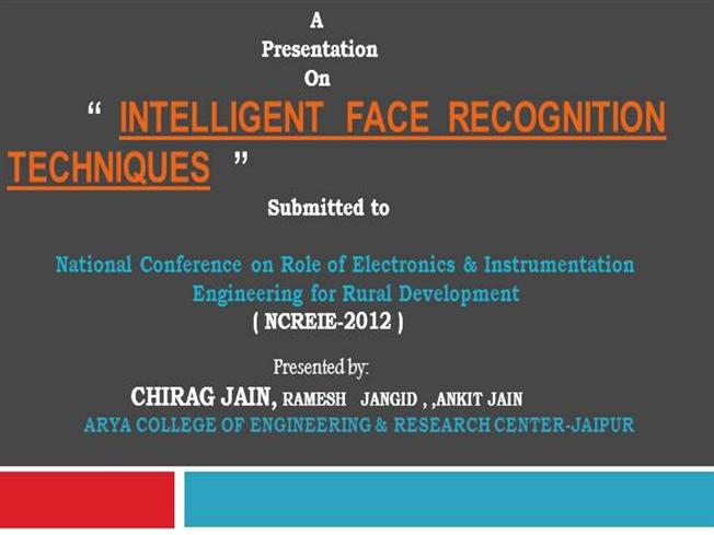 face recognition system essay As part of the face recognition process, a face must activate a face recognition unit a stored representation of that face in memory if activated, the person is recognized as familiar next, the face recognition unit must activate the person identity node which stores biographical information about the person.