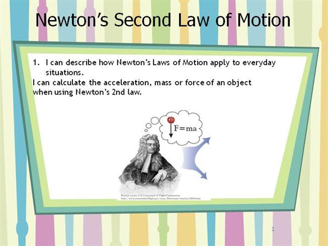 a study of isaac newtons third law of motion English scientist sir isaac newton has status higher than god in science  we  talked with details with ajay sharma ( author of over 60 research  question 6 :  you state that first part of newton's first law of motion was.