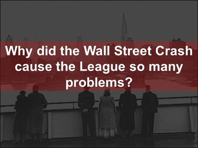why was the wall street crash America's stock market crash of 1929 was a powerful market crash that started in october of 1929 after the roaring wall street crash of 1929 the first.