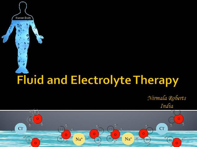 Fluid Electroly... Fluid And Electrolytes Ppt