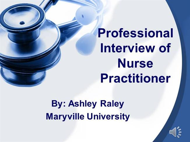 msn nurse interview essay This article offers general guidance for preparing, writing, and editing your nurse practitioner school personal statement.