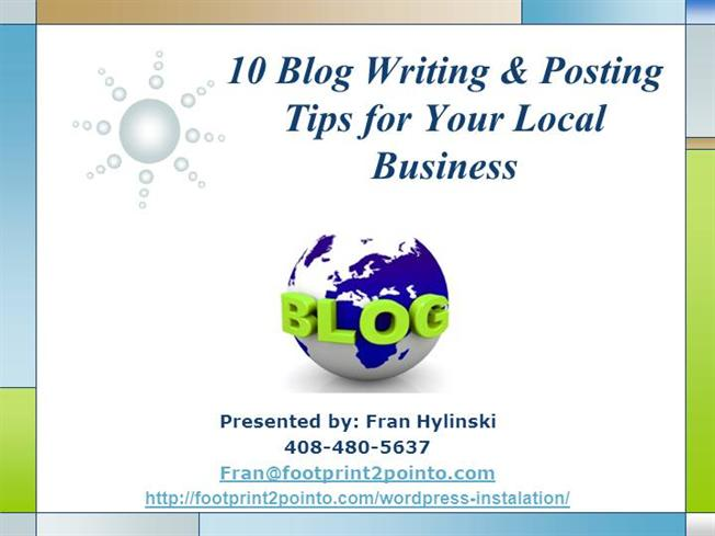 blog writing tips How to write great blog however there are some basic principles of writing great blog content every week we'll send you blogging advice, tips and in-depth.