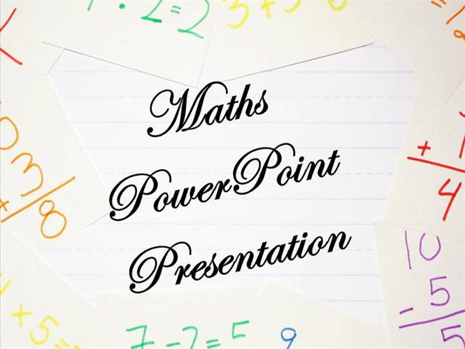 ppt mathematics - gse.bookbinder.co, Modern powerpoint