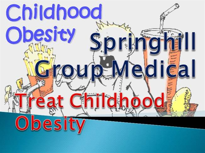 Springhill group seoul korea reported how to treat for Childhood obesity powerpoint templates