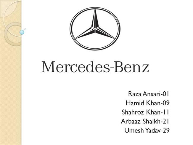 swot analysis of mercedes benz company Mercedes is known to be a premium brand and the swot analysis of mercedes gives insides as to why this brand has kept its premium positioning for years mercedes is a well established brand & is part of the german.