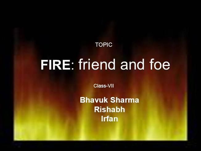 fire is a friend or foe Download and read fire friend or foe sats paper fire friend or foe sats paper some people may be laughing when looking at you reading in your spare time.