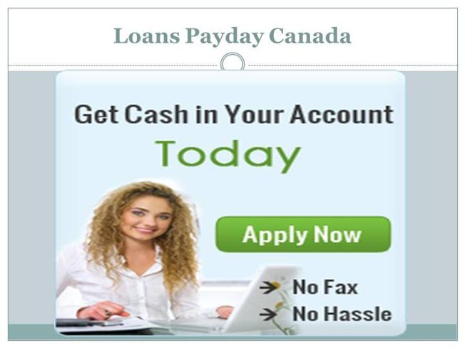 Canada Payday Loans | Private Loan Shop