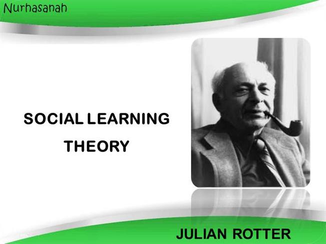 rotters social learning theory