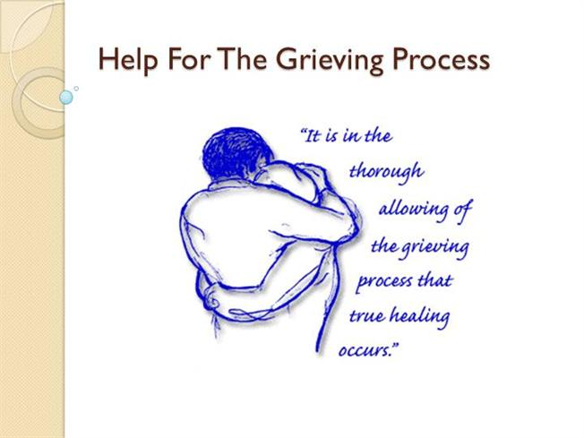 the process of grieving The kübler-ross model - otherwise known as the five stages of grief - postulates a progression of emotional states experienced by both terminally ill.