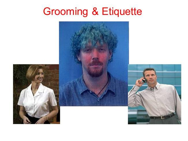 history of grooming and etiquette Our curriculum for children and adults includes these classes and the history of etiquette learn tips and guidelines for all types of grooming that.
