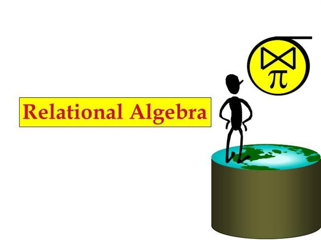 relational algebra and bank corporation