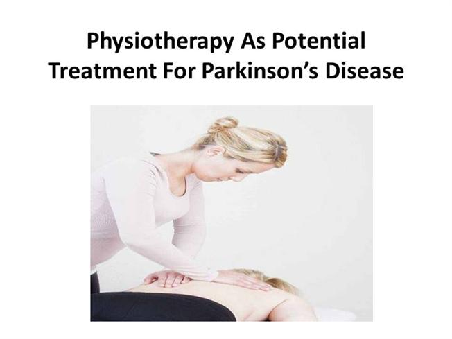 physiotherapy as potential treatment for parkinson s disease authorstream. Black Bedroom Furniture Sets. Home Design Ideas