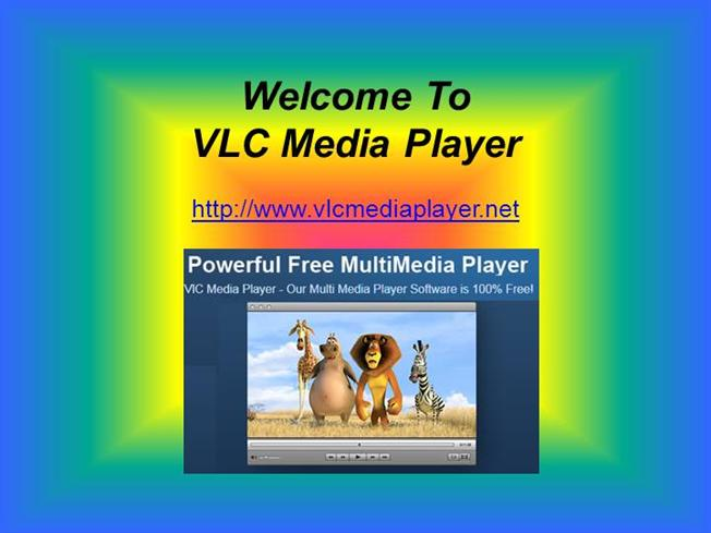 how to use vlc to stream desktop with h264
